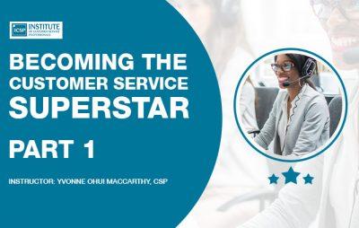 Becoming A Customer Service Superstar 01