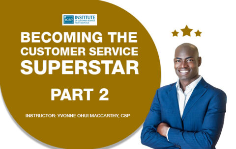 Becoming A Customer Service Superstar 02