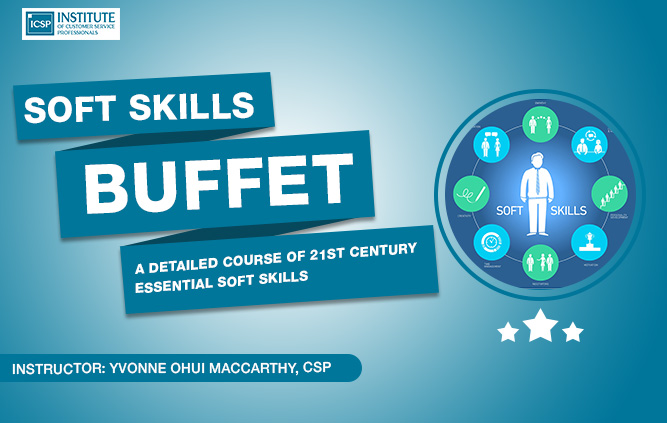 Soft Skills Buffet
